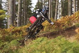 Video: Greg Williamson Goes Flat Out on his Home Trails