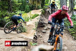 Video: Conquering the Steeps of the Whistler Mountain Bike Park - Full Enduro Episode 6