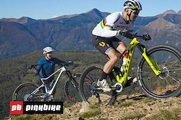Video: Nino Schurter VS Mike Levy - Humbled