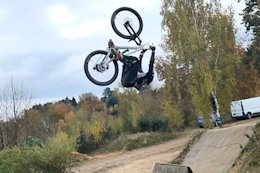 Video: 9 Year Old Crushes Flips & 360s in Dirt Jump Session