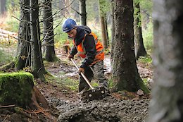 Bike Park Wales Begins Development On First Uplifted Green Trail and New Visitor Centre