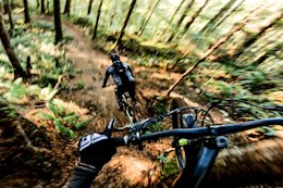 Video: Remy Metailler Follows Fabien Cousinie Down Squamish's Best Jump Trail
