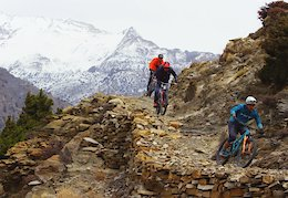 Video: Rob Warner and Olly Wilkins Ride the World's Deepest Gorge in Nepal