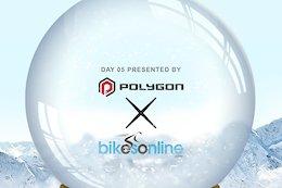 Enter to Win a Polygon Siskiu T7 30th Anniversary Bike - Pinkbike's Advent Calendar Giveaway