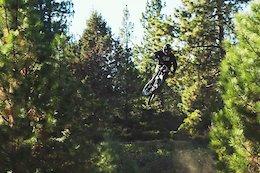 Video: Cam McCaul Takes his Trail Bike Dirt Jumping