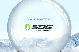 Enter to Win 1 of 5 SDG Radar Saddles - Pinkbike's Advent Calendar Giveaway