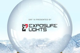 Enter to Win A Exposure Lights Prize Package - Pinkbike's Advent Calendar Giveaway
