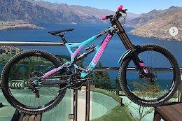 Thieves Steal Ben Deakin's Custom Downhill Bike