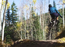 Video: Dylan Crane Rides Leaf and Snow Covered Trails in 'Equinox'