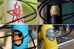 Quiz: Can You Guess the Bike Brand from the Headtube Badge?
