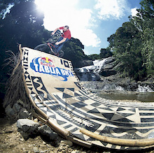 Red Bull Tabua BMX - An Epic Journey to Fiji, featuring Corey Bohan and Corey Martinez