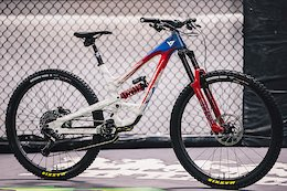 Video: Cam Zink Delivers UFC Fighter Donald 'Cowboy' Cerrone's Custom YT Capra