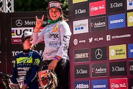 Video: Scott Factory DH Team Celebrates a Winning First Year on the World Cup Circuit