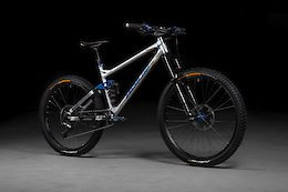 Nicolai Launch Bike Park Approved Saturn 14 ST