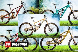 Field Test: Enduro vs Force 29 vs Slayer vs Mojo HD5 vs SB165 - 2020 Enduro Bikes