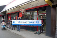Different Bikes adds new Vancouver location