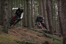 Video: David Trummer & Erik Irmisch Slash Through Wintry Woods