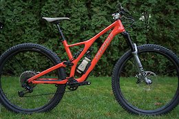 $10 Raffle - Support PNW Trails for a Chance to Win a Custom Specialized Stumpjumper