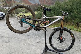 Spotted: Updated Prototype Saracen Myst
