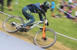 Video: Theo Erlangsen Goes From Racing Les Gets to Sending Huge Jumps at Loosefest XL