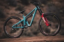 Bike Check: Reed Boggs' Yeti SB165 Freeride Build