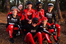 Commencal Bolsters Its Enduro Team with 3 Young French Riders