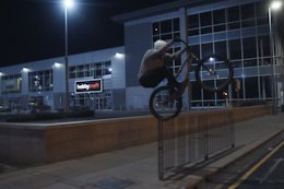 Video: After Dark Street Riding in Scotland