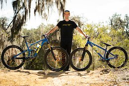 David Lieb Steps Up to GT Bicycles' Wing Project