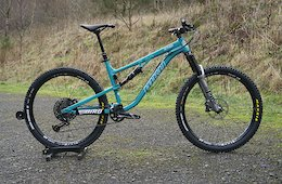 First Ride: Bird's New Aether 7 Trail Bike