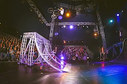 Video: Danny Macaskill's Drop & Roll Live at The Edinburgh Festival