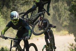 Video: Commencal Cartel Destroys a Dusty Vallnord Bike Park