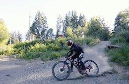Video: Dusty Summer Laps with Brandon Johnson