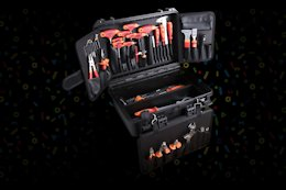 Winner Announced: Win It Wednesday - Enter to Win a Pro Toolbox from Unior Tools