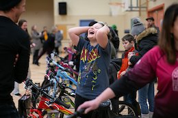 Pinkbike's Share The Ride Brings Bikes to Kids in Comox, BC
