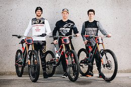 Intense Factory Racing Officially Announces 2020 World Cup DH Team