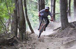 Video: Dusty Laps in Skyline Bike Park with Greg Williamson