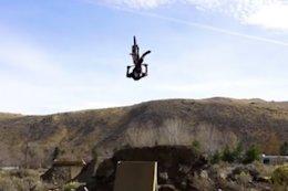 Video: Banger Session on Greg Watt's New Jump Line