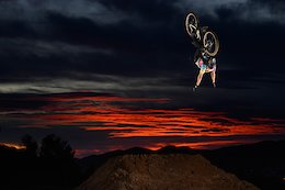 Video: Party Shirts & Double Flips on the New Commencal Meta TR SX