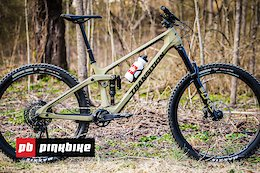 First Ride: Transition's New Scout Carbon