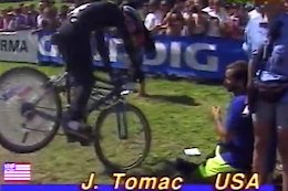 Throwback Thursday: Vintage John Tomac Footage From the Early 90s