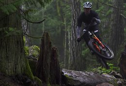Video: Wet and Wild Riding with Two-Time Canadian Enduro Series Champ Daniel Shaw
