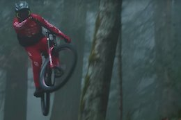 Video: Mark Wallace Training on his Enduro and Downhill Bike on Vancouver Island