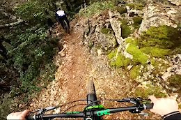 Video: Steep and Loose Riding with Remy Metailler and Nico Quere in the South of France