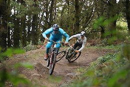 Must Watch: Peaty, Warner, Longden and Pagey Have a Grand Old Day Out at Bike Park Wales