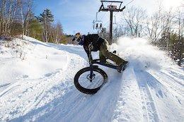 Video & Event Recap: Winter Woolly - DH Fat Biking at Highland Mountain