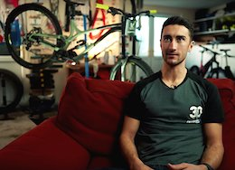 Video: At Home with World Cup DH Racer Jack Reading