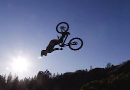 Video: Downhill Bike Stepdown Session with Cam McCaul