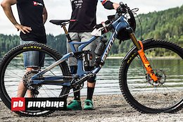 Video: 7 Enduro Bike Checks from Crankworx Rotorua 2020