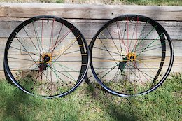 First Ride: Industry Nine's New TR280 Carbon Wheelset