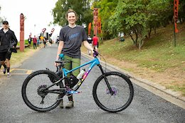 Bike Check: Martha Gill's Marin Hawk Hill 27.5 - Crankworx Rotorua 2020